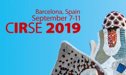CIRSE 2019 – Barcelone – Soumissions d'abstracts (PLACES GRATUITES)