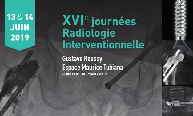 XVIème Journée de RI (Institut Gustave Roussy)